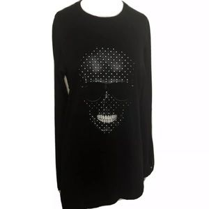 "Philip Phlein ""Skull Collection"" Long Sleeve Shirt"